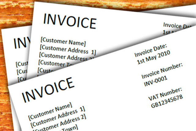 Invoicing for Sole Traders